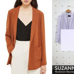 Top Shop Long Line Blazer